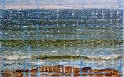 Coaldale 2, 49cm x 30cm, oil & acrylic on canvas, 2015